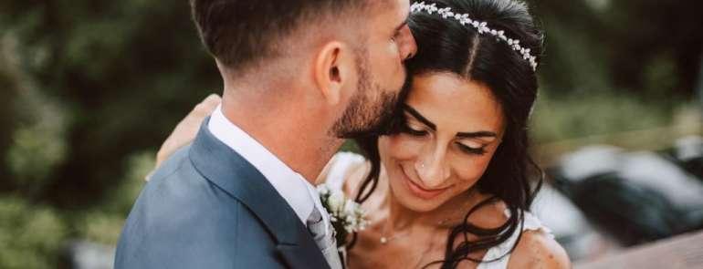 La storia di Antonella e Valerio: sposarsi in epoca Covid