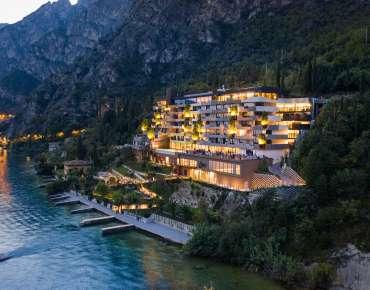 EALA: paradiso a cinque stelle a Limone sul Garda