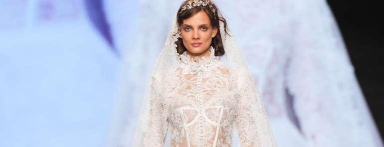 La collezione sposa 2022 di Emiliano Bengasi