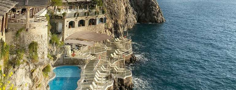 La Costiera Amalfitana: tra cielo e mare