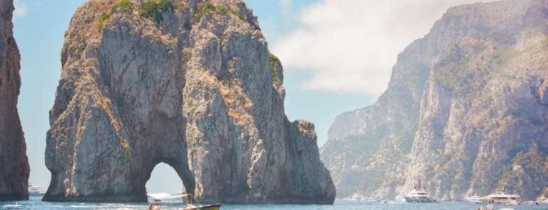 Incantevole Capri per nozze da favola