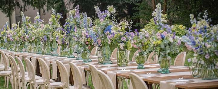 Un evento wedding dedicato a Monet