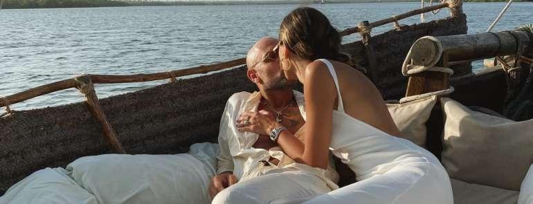 Le nozze di Valentina Melpignano e Mirko Ciaccia