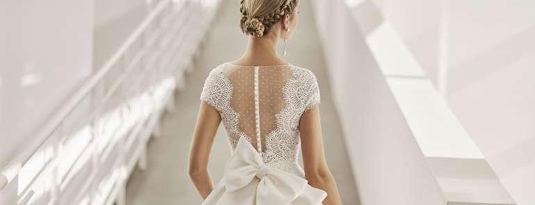 Gli abiti da sposa di Rosa Clará per il 2022
