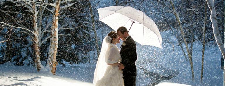 Matrimonio in inverno: tutte le tendenze (1/2)