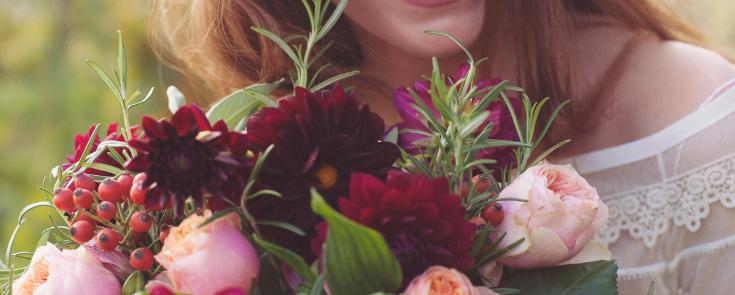 Matrimonio in autunno: le tendenze colore