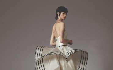 Hillary: un capolavoro di couture per la sposa Antonio Riva Milano