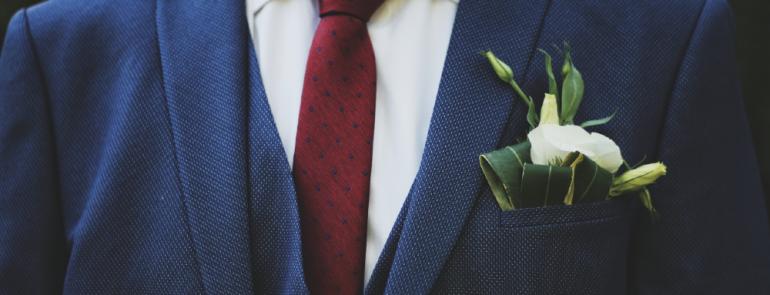 Cravatte sposo: scopri Gucci e Hermès